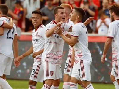 Savarino scores twice as RSL shuts out Philadelphia