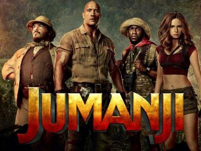 Jumanji 3 First Image Confirms Identical In-Game Characters