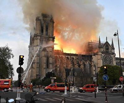 University of Notre Dame to donate $100,000 to help repair Notre Dame cathedral
