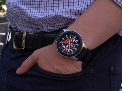 We may have our first look at the Samsung Galaxy Sport smartwatch