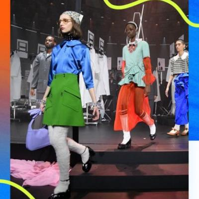 Gucci's Version Of A Quarantine Is Extremely Chic