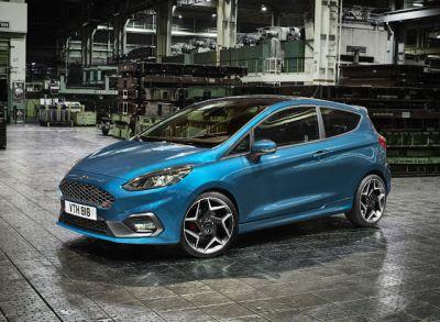 New Ford Fiesta ST Loses a Cylinder, Gains Performance