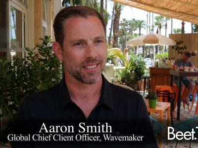 Wavemaker's Smith On 'The New Five Ps Of Marketing'