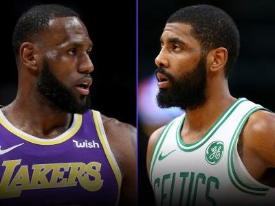 LeBron James may have just helped Kyrie Irving, Celtics solve their leadership problem