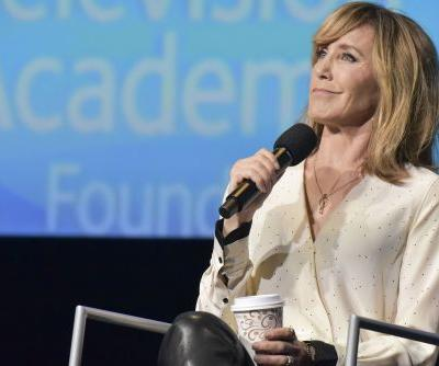 Felicity Huffman deletes Instagram post about being 'good enough' mom
