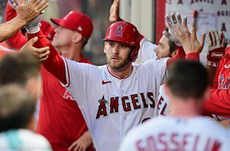 Angels ride early offensive explosion to 9-4 win over Mariners