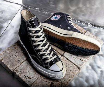 """First Look at Slam Jam x Converse Chuck 70 """"Reconstructed"""" Collaboration"""