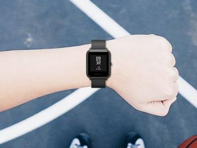 $80 gets you a smartwatch with 30-day battery that works with iPhone and Android