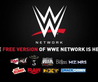 WWE Launches Free Streaming Version of WWE Network
