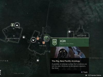 Destiny 2: Xur location and inventory, Invitations of the Nine - April 26-29