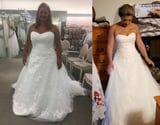 Melissa Lost 64 Pounds in 5 Months - You Have to See Her Gorgeous Wedding Photo!