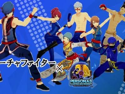Persona Dancing titles to get Sonic, Yakuza and Virtua Fighter DLC