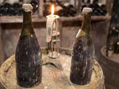 Three 224-Year-Old Wines Are Hitting the Auction Block This Weekend