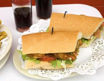 Places to Get Po-Boys in the French Quarter