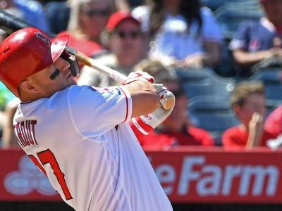 Mike Trout injury update: Angels star improving, considered day-to-day