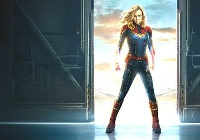 The Cat In The 'Captain Marvel' Trailer Is Not What It Seems To Be
