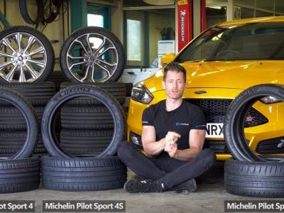 What The Hell Is The Difference Between Michelin's PS4, PS4 S And Cup 2?
