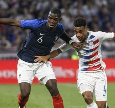USMNT youngsters impress in shock draw against France