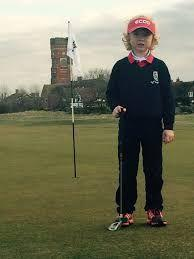 Littlestone Golf Club in Kent Continues its Support for Junior Golfers