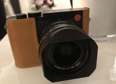 Leica Q2 doubles down on resolution in fast, weather-sealed full-frame compact