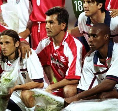 How the World Cup brought enemies Iran and USA together 20 years ago