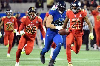 AFC tops NFC for 20-13 win in Pro Bowl