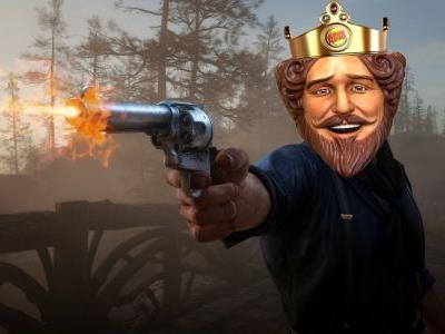 Burger King Sweden 'adds' Whopper crafting to Red Dead Redemption 2