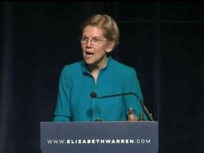 Elizabeth Warren Joins Harris in Backing Reparations for Black Americans