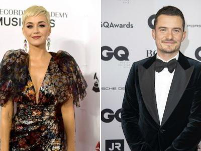 Katy Perry's Engagement Ring From Orlando Bloom Has Fans Asking One Big Question