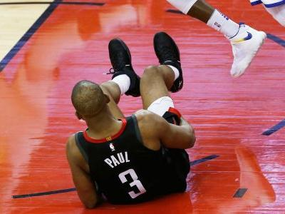 Chris Paul injury update: Rockets guard 'worried,' Game 6 in question