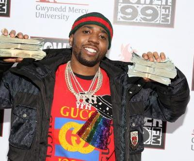Rapper YFN Lucci, wanted for murder, turns self in to cops