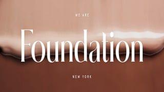 Foundation Is Seeking Social Media Interns In New York, NY