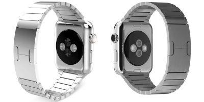 Patent granted for health sensors, cameras, batteries & more in Apple Watch bracelet links