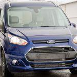 2017 Ford Transit Connect Wagon LWB - Instrumented Test
