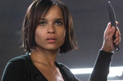 The Batman Star Zoe Kravitz Welcomes the Nerves That Playing