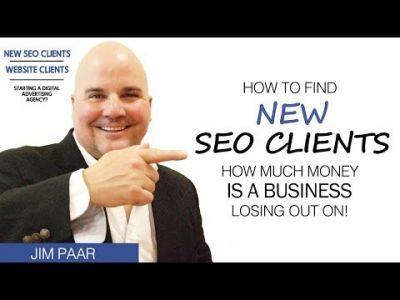 How To Find New Business For Your SEO Company