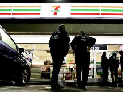 ICE Targets 7-Eleven Stores In Nationwide Immigration Raids