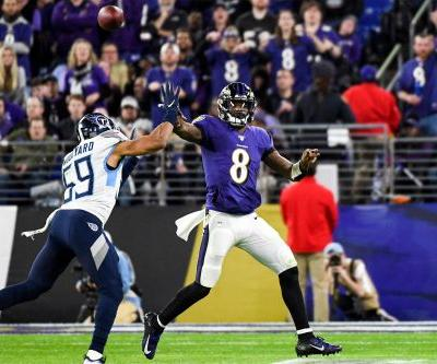 Ravens vs. Titans line, prediction: Tennessee will contain Lamar Jackson