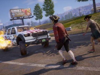 State of Decay 2 is getting an overhauled vehicle system soon
