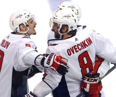 Capitals rip Lightning in Game 7 to reach Stanley Cup final