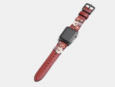 Coach offers up Apple Watch bands at a discount, including snakeskin, floral print, Rexy and more