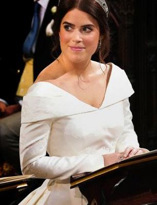 Who Did Princess Eugenie's Wedding Day Makeup? The Bride Looked Beauteous On Her Big Day