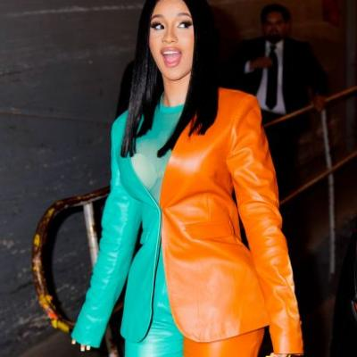 Cardi B & Kulture's 'Vogue' Cover Is Stunning Because They Look Like Twins