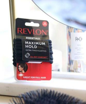 Unsung Heroes: Revlon Essentials Maximum Hold Extra-Thick Elastics