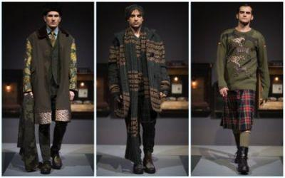 Antonio Marras Marries Art & Fashion for Fall '17 Collection