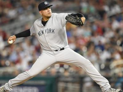 Yankees pitcher Dellin Betances will start season on IL, report says