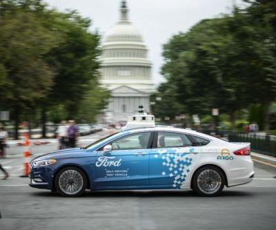 Ford Mobility News: Self-Driving Car Tests in D.C., Avis App Deal