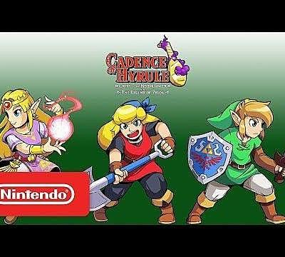 Indie Studio Brace Yourself Games Making Legend of Zelda Title, Cadence of Hyrule