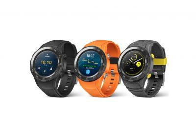 The Huawei Watch 2 leaks out ahead of Mobile World Congress