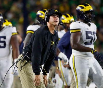 Harbaugh-Edwards feud heating up
